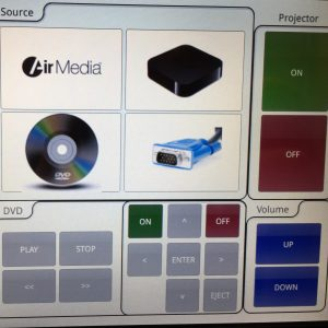 AV Design Install QSC Q-Sys automation Video Sound