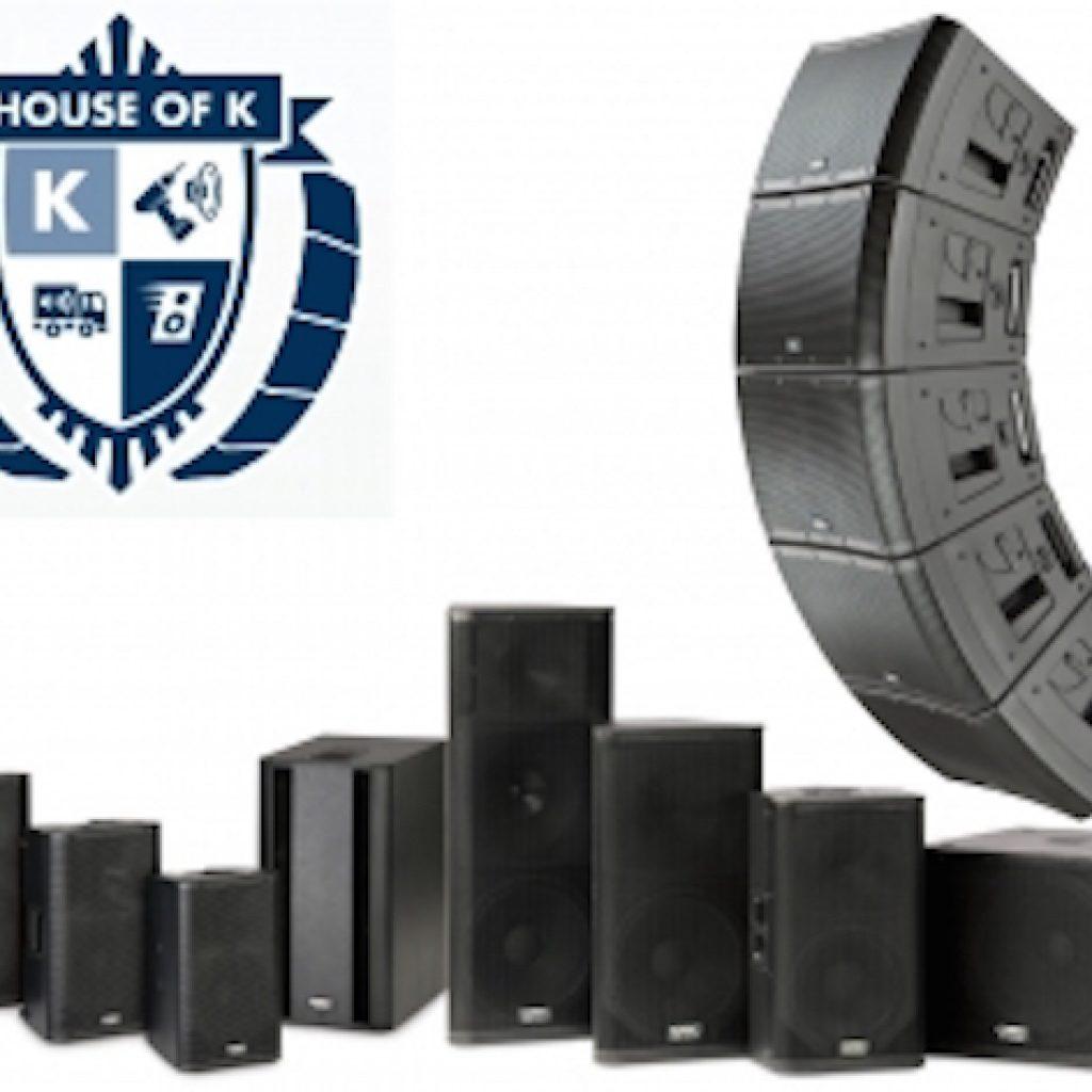 QSC House of K KLA K12 K10 KW181 Ksub KW153