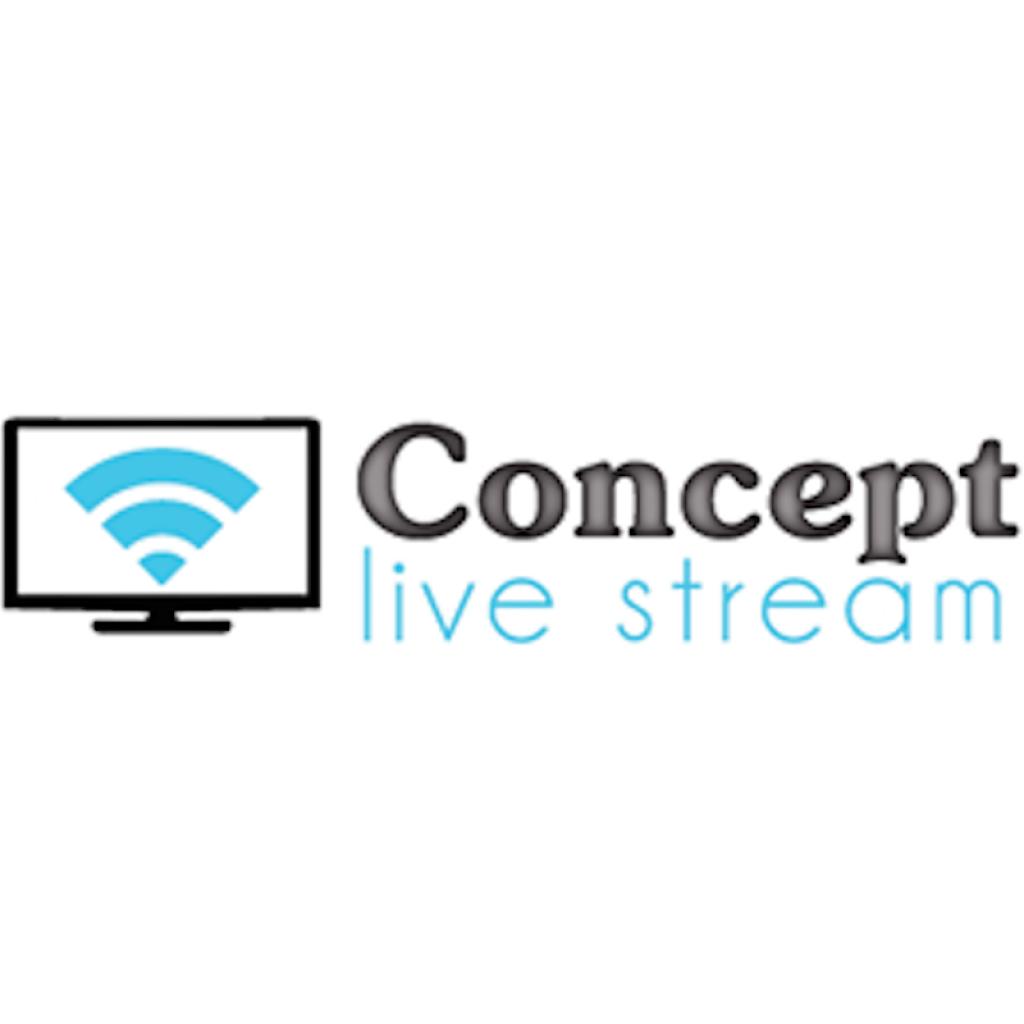 Concept Live Stream Logo