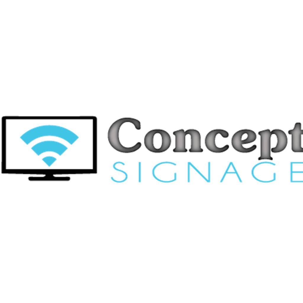 Concept Digital Signage
